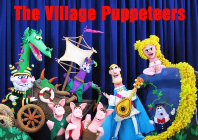 The Village Puppeteers
