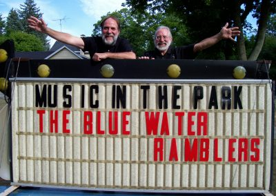 Blue Water Ramblers