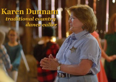 Traditional Country Dancing