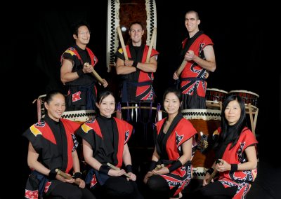 Raion Taiko Japanese Drumming Ensemble