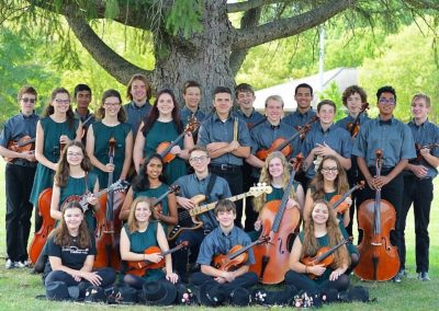 Saline Fiddlers Philharmonic