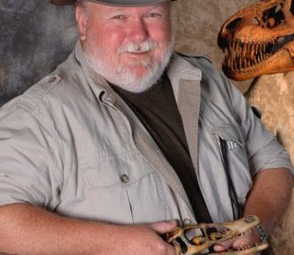 PaleoJoe Michigan Children's Book Author and Paleontologist, a Real Dinosaur Hunter